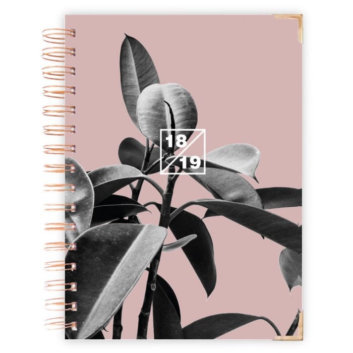 2018/2019 Hardcover Notebook