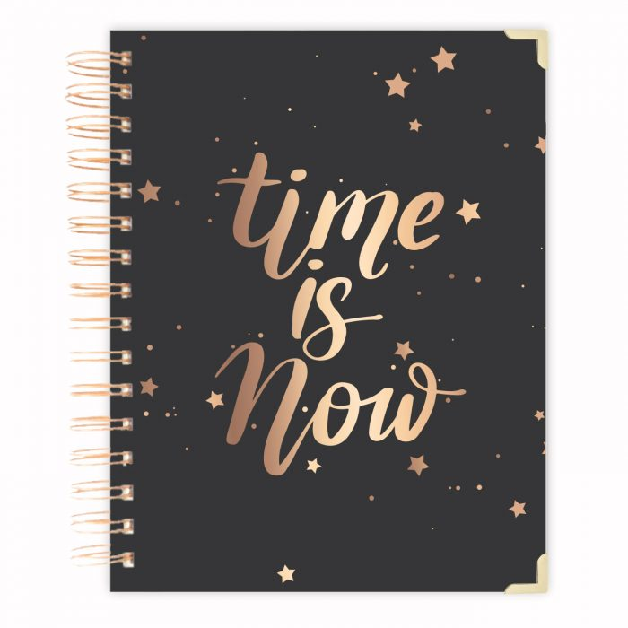2020 planner calendar diary agenda 2020-2021 planner time is now